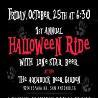 1st Annual Halloween & Costume Ride