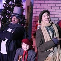 A Christmas Carol, the Musical
