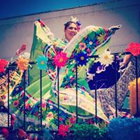 25 Beautiful Instagram Photos that Capture the Spirit of Fiesta Photo via Instagram/marklooey