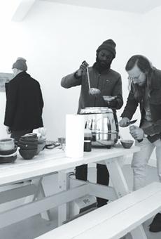 San Antonio's Food & Art Scenes Combine for Sala Diaz Chili Cook-Off