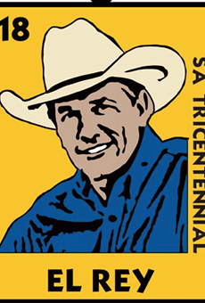 King of Country George Strait Just Got His Own Fiesta Medal And It's Perfect