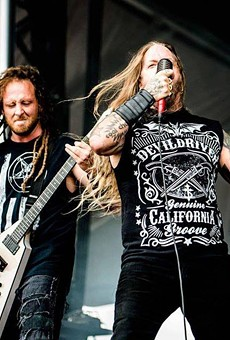 Metal Goes ... Country? DevilDriver Is Releasing a Cover Album of Outlaw Country Hits