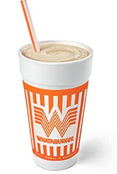 Whataburger Announces New Salted Caramel Shake