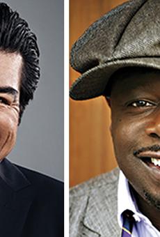 The Comedy Get Down Brings Legends Eddie Griffin, George Lopez to San Antonio