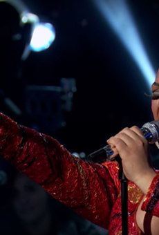 """San Antonio's Ada Vox Covers """"Creep"""" by Radiohead on American Idol and Now We're Ugly Crying"""