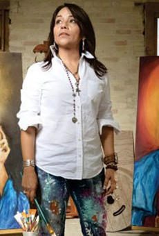 LGBT Artist Mitch D'Arte Explores Faith, Belief and Religion in Newest Exhibit