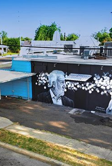 New Gregg Popovich Mural Unveiled on South Side Days After His Wife's Death