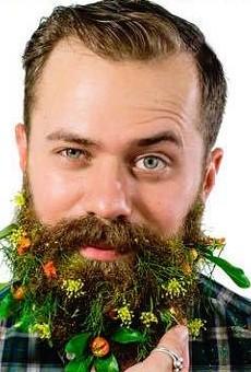 Make Your Facial Hair Fun at the Fiesta Beard Cocktail Party