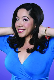 Up-and-coming Comedian Gina Brillon Performing in San Antonio This Weekend