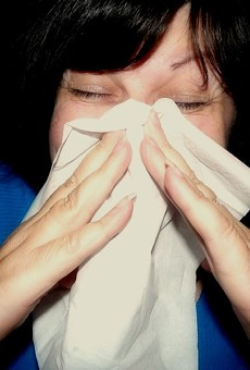 San Antonio's pollen count makes the city among the worst in the nation for spring allergies.