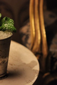 Cocktail of the Week: The Mint Julep (And Where You Can Enjoy It in San Antonio)