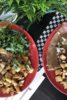 New Crepe Shop Now Open Off Blanco