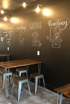Broadway Gets Another Coffee Spot, Across from Witte Museum