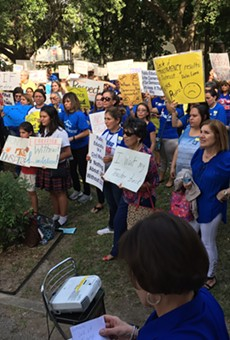 SAISD Bleeds Students. Administration Fires Teachers. The Union Declares War. The Roiling Continues at SA's Third-largest District.