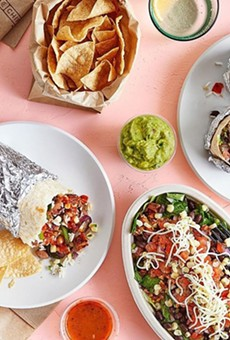 Chipotle Offering Buy One, Get One Free Burritos to Nurses on Tuesday