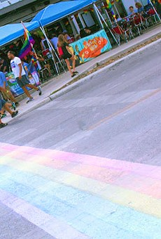 Rainbow Crosswalk on Main Avenue Strip to be Unveiled on June 29