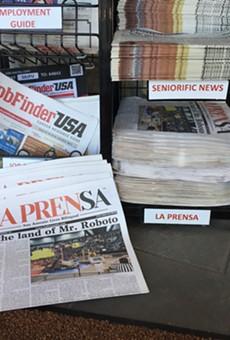 Bilingual newspaper La Prensa has a new lease on life as La Prensa Texas.