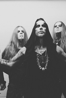 Hail Satan: Behemoth, At The Gates and Wolves In The Throne Room are Coming to San Antonio