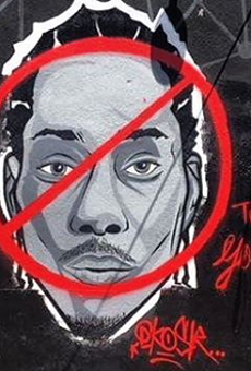 Local Artists Are Erasing Kawhi Leonard from San Antonio's Landscape