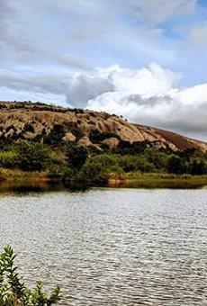 Enchanted Rock Park Rangers Warn Visitors of Insane Surface Temperatures