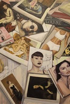 San Antonio's Cassie Gnehm Unveiling Exhibition Calling Out Male Artists' Representation of Women