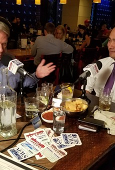 Joaquin Castro appears on CBS's The Takeout podcast with White House correspondent Major Garrett.