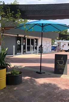 Food Trucks Join Sweet Pea Coffee at the HubMRKT in Southtown