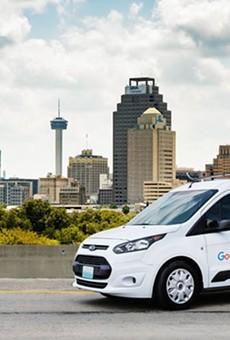 Google Fiber began building out its San Antonio fiber optic network late last year.
