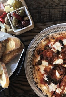 Dough Pizzeria Napoletana Delights Tourists and San Antonians Alike with Downtown Outpost