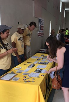 As the Midterm Elections Loom, Registrations of Young Voters Are Booming. Just Not in Texas.