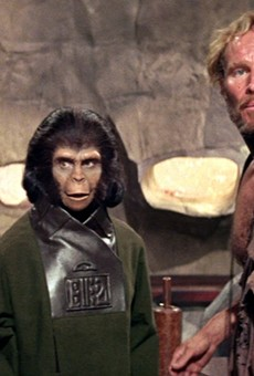 Alamo Drafthouse Park North Screening 1968 Planet of the Apes