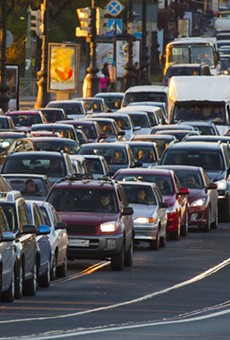 Report: Texas Drivers Are Terrible, But Not the Absolute Worst in the Country