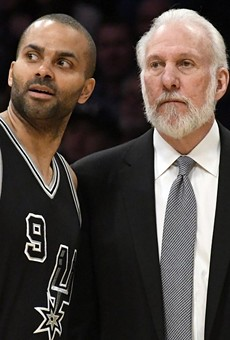 Gregg Popovich Says He and Tony Parker Are 'Friends For Life'