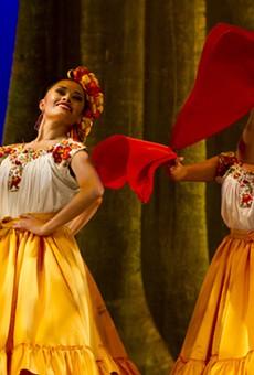 Ballet Folklórico de Mexico Comes to San Antonio for Special Performance at Lila Cockrell Theatre