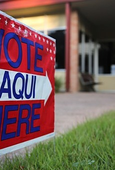 With Midterms Looming, Texas' Voter Rolls are Growing Faster Than Usual