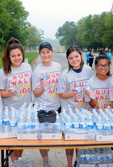 27th Annual Run & Walk for AIDS Steps Off on Saturday
