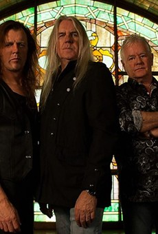 Metal Pioneers and San Antonio Favorites Saxon Return in February