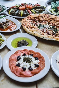 San Antonio Persian Group Hosts Support Day for Pasha Mediterranean Grill