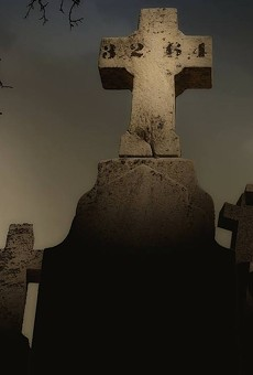 Supernatural Tour Lets You Explore the Hauntings of the San Antonio National Cemetery on Halloween Night