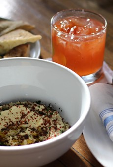 Happy Hour Hound: Meadow's Grown-up Offerings