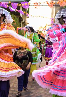Where to Celebrate Dia de los Muertos in San Antonio