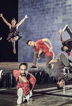 Revered Dancing Troupe Modernizes Bach Classic with Breakdancing at Tobin Center