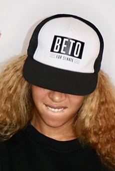 Beyoncé Throws Support Behind Beto O'Rourke on Election Day