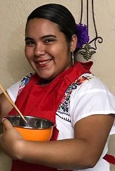 Puro San Antonio Twitter Really Loves This Harlandale Student's Mama Margie's Costume