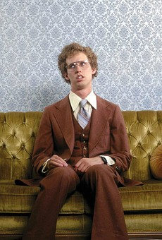 He's Got Skills: Napoleon Dynamite Star Jon Heder Answers Some Sweet Questions About Ligers, Tetherball and Voting for Pedro in 2020