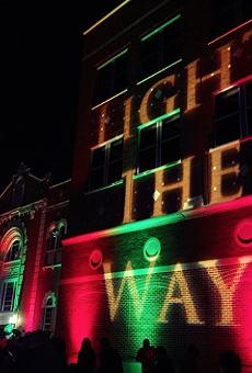 UIW's Light The Way Kicks Off the Holiday Season This Weekend