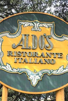 Longtime Italian Restaurant Will Stay on Fredericksburg Road For Now