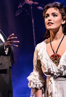 Andrew Lloyd Webber's Broadway Hit The Phantom of the Opera Sets Up Shop at Majestic Theatre