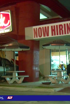 San Antonio Mariachi Accused of Drunk Driving After Crashing SUV Into West Side Jack in the Box