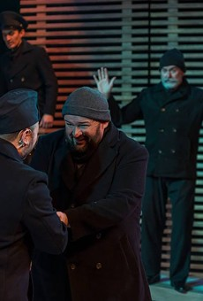 Public Theater of San Antonio Presents 'All Is Calm,' A Christmas War Story Styled as Radio Musical Drama